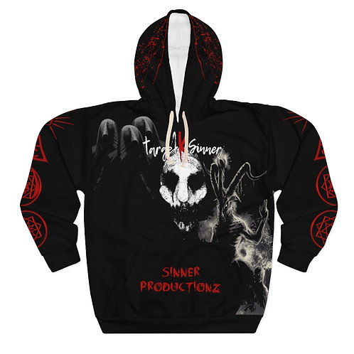 Sinner Productionz Ritual pull-over hoodie