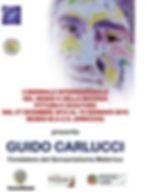 Giancarlo Ciccozzi premiato alla Biennale di Greccio