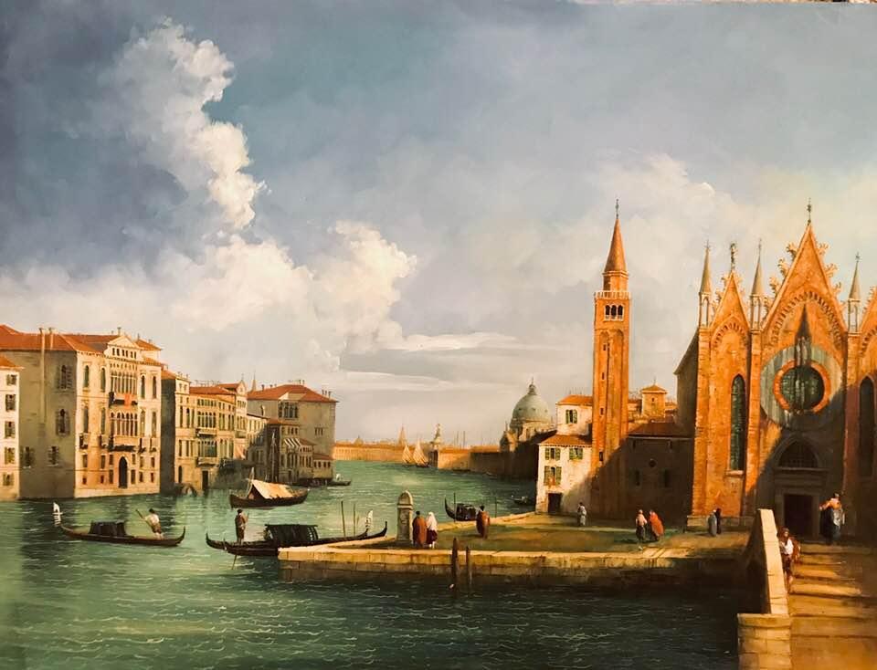 giancarlo ciccozzi venezia