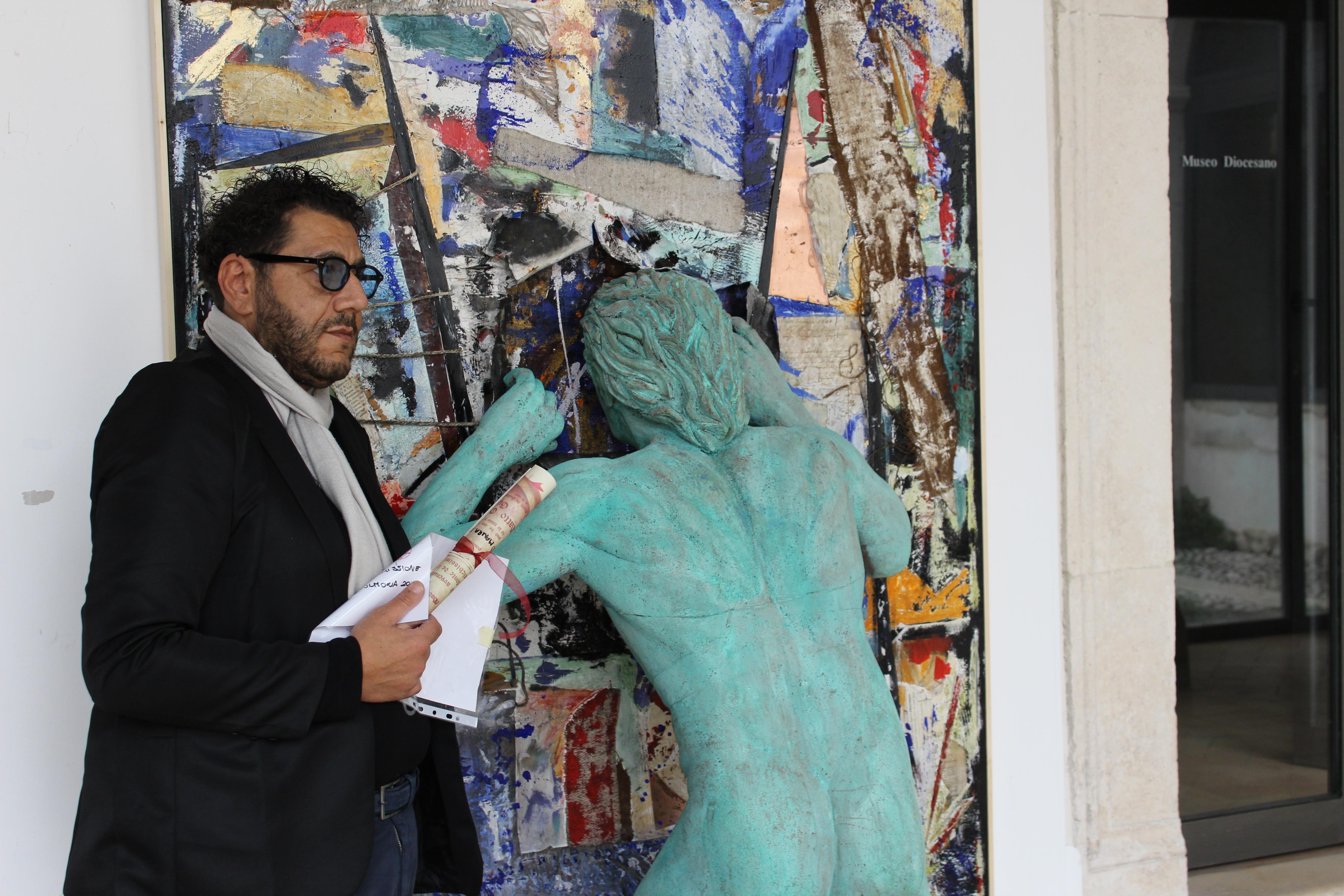 Giancarlo Ciccozzi pittore artista
