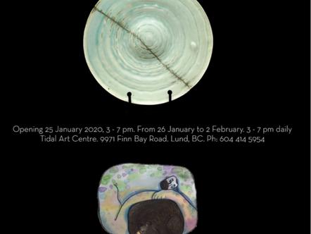 Exhibition opening Saturday, Jan. 25