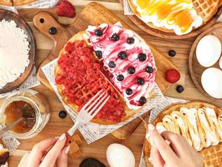 【TV】弊社のブランドの元祖韓国ワッフル専門店Crazy Waffleが、仙台放送の「あらあらかしこ」にて紹介されました