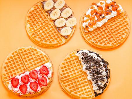 Crazy Waffle 荻窪店がオープン!