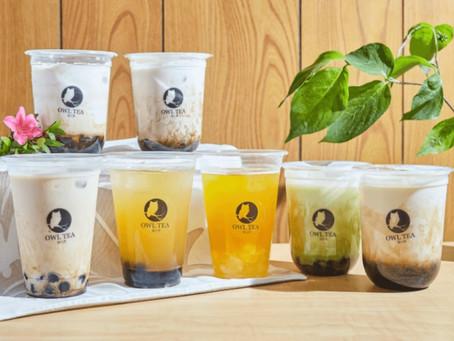 OWL TEA 栄店がオープン!