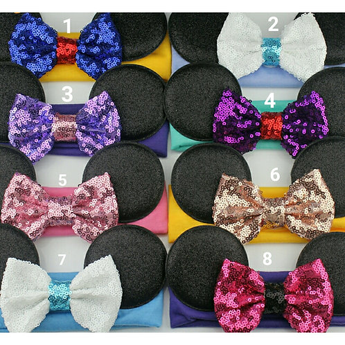 Sparkling Princess Inspired Ears!
