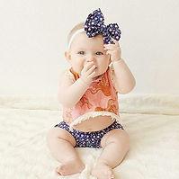 Can she get any cuter_! Oh my gosh! Lovi