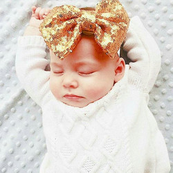 Sparkling bow bands are my favorite! June's box is loaded with so many beauties, including a special