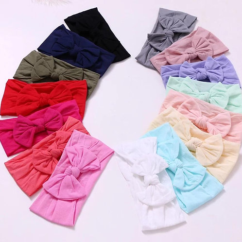 Full set of 14 Nylon Headbands