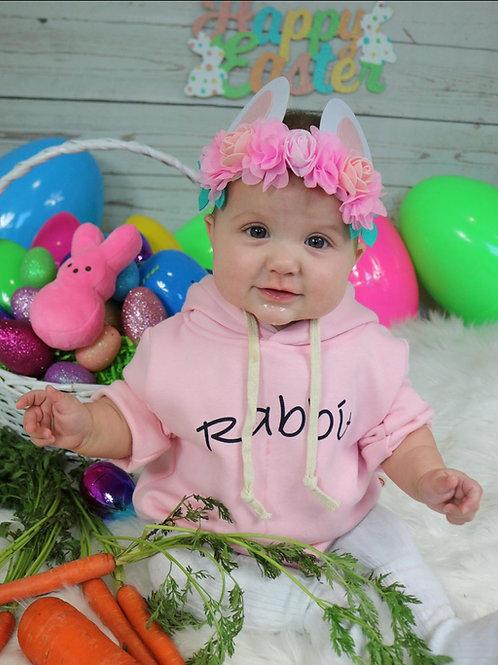 Cute bunny ears! Adorable for photoshoots!