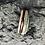 Thumbnail: Bracelet cuir kaki