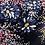 Thumbnail: Makura fleur multicolores