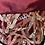 Thumbnail: snood bambou vieux rose