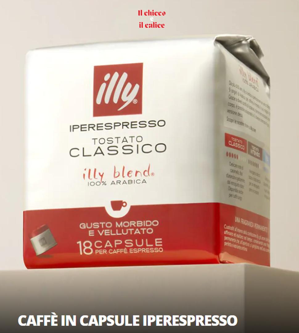 CAFFE IN CAPSULE IPERESPRESSO