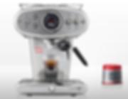 MACCHNA DA CAFFE IPERESPRESSO ILLY- IL CHICCO E IL CALICE ROMA
