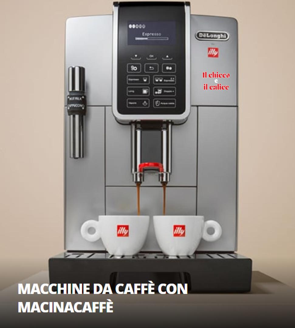 MACCHINA DA CAFFE' CON MACINACAFFE'