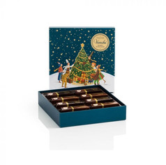 Cioccolatini Prendivoglia Assortiti in Pratica Scatola Natale 129g