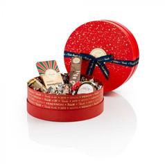 Prodotti di Cioccolato Iconici Assortiti in Scatola di Natale, Maxi Cappelliera da 1370g