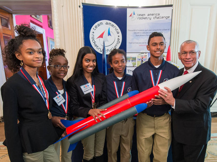 Strengthening the U.S. STEM Talent Pipeline Through a National Youth Innovation Showcase