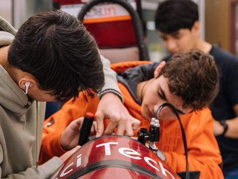 Ensuring the Next Generation of STEM Talent through K–12 Research Programming