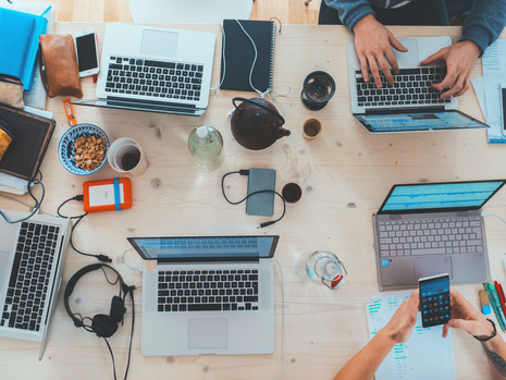 Creating a Digital Work Projects Administration