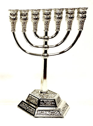 Small Temple Menorah