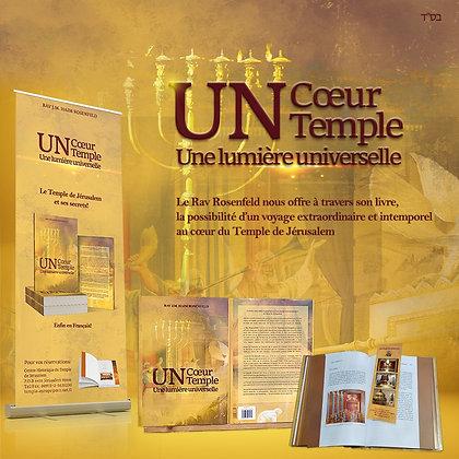 UN Coeur Temple Une lumiere universells