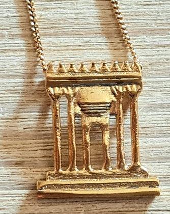 שרשרת זהב בית המקדש