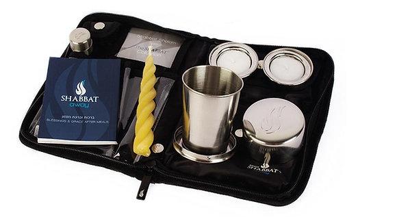 Mini Shabbat Away Travel Set