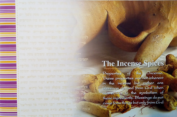 The Incense Spices