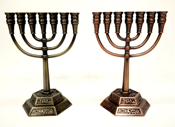 Small  Menorahs
