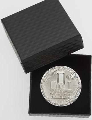 999 Pure Silver Trump Coin