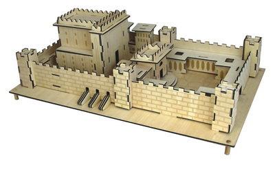בית המקדש מעץ בינוני