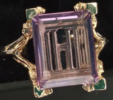 טבעת מקדש הזהב