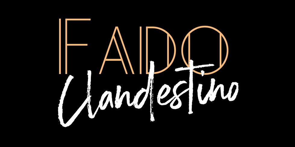 FADO CLANDESTINO, Forum Léo Ferré