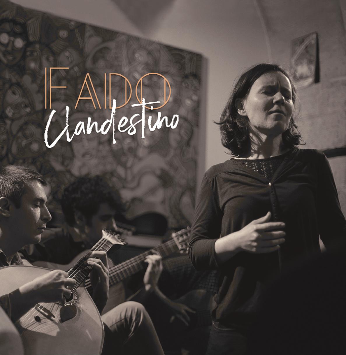 """l'EP """"Fado Clandestino"""""""