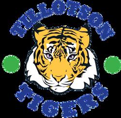 Tilotson Tigers Variational Logo