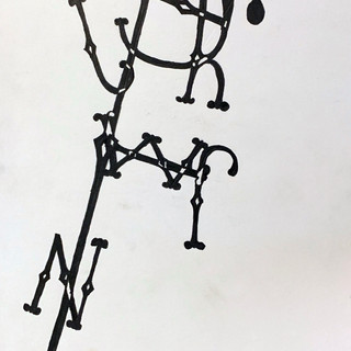 Typographic letter experiment
