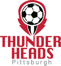 Thunderheads Soccor Logo Concept