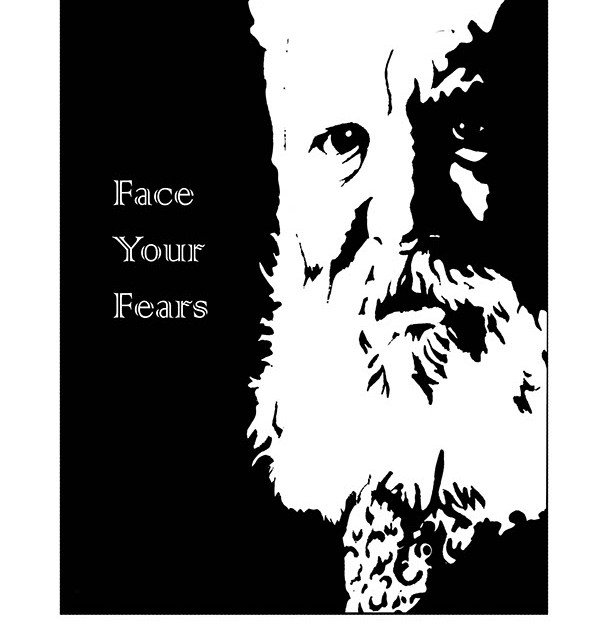 Face Your Fears Illustration