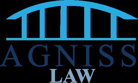 Agniss-Law Logo Concept