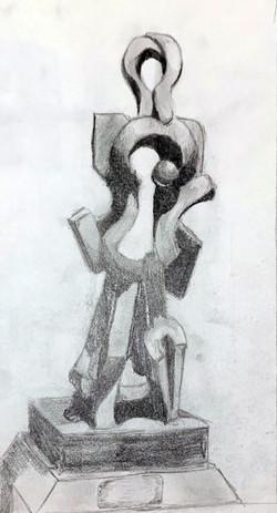 Stationary Sculpture