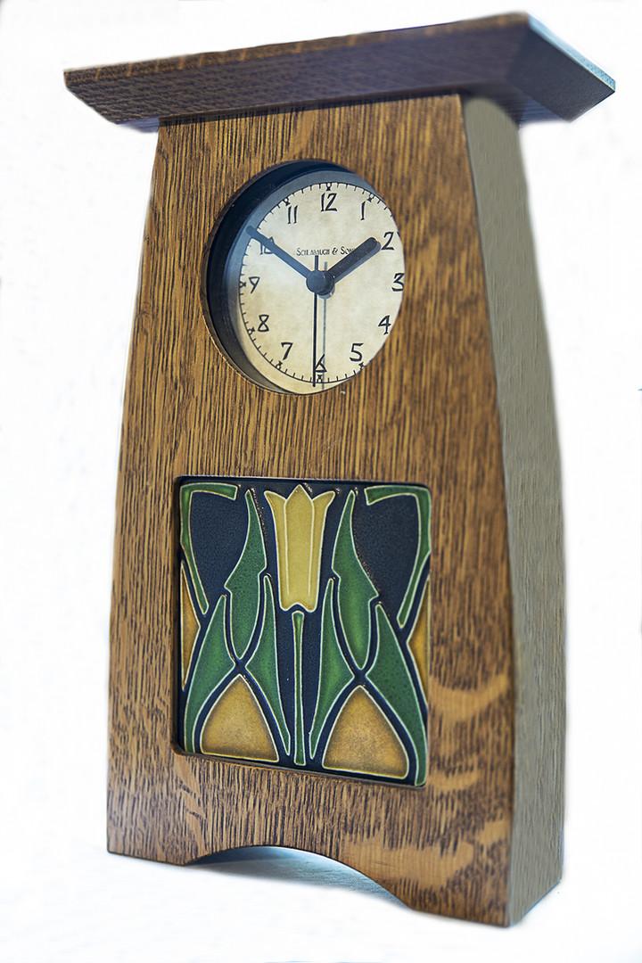 200504_product__Arts & Crafts_Antique_Clock