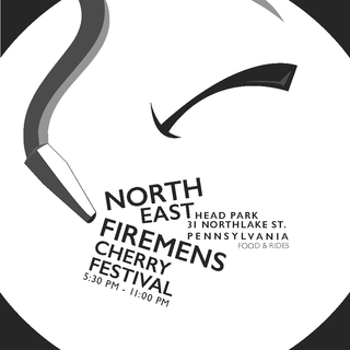 North-East-Firemans-Cherry-Fest-Ad