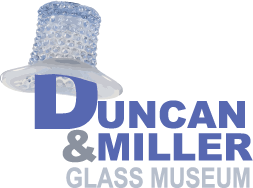 Duncan-Miller-Glass Museum Logo