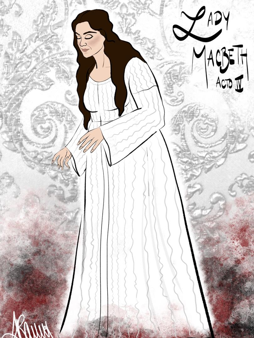 LADY MACBETH SONNAMBULA