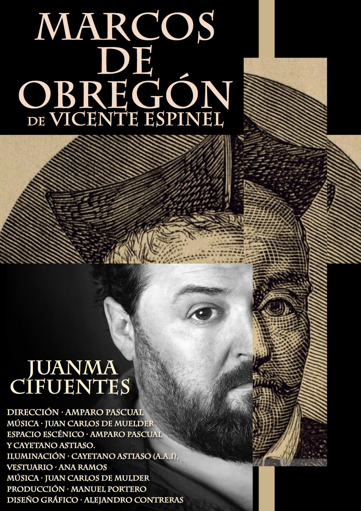 MARCOS DE OBREGON