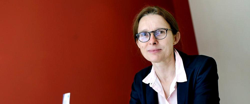 Pr Isabelle Meunier contre la rétinite pigmentaire.