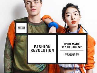 Fashion Revolution Day Barcelona