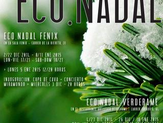 Eco.Nadal en la Sala Fenix - Eco.Nadal at Fenix Art Gallery