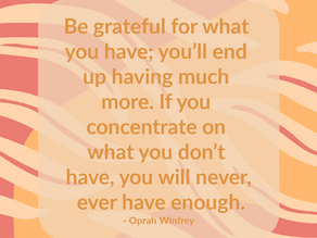 82 Awesome Gratitude Quotes to Inspire an Attitude of Gratitude
